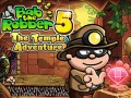 Games Bob The Robber 5 Temple Adventure