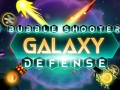 Games Bubble Shooter Galaxy Defense