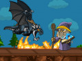 Games Dragon vs Mage