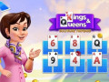 Games Kings and Queens Solitaire Tripeaks