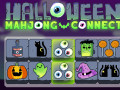 Games Mahjong Connect Halloween