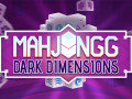 Games Mahjong Dark Dimensions