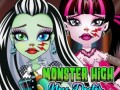 Games Monster High Nose Doctor