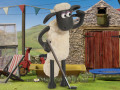 Games Shaun The Sheep Baahmy Golf