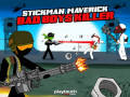 Games Stickman Maverick: Bad Boys Killer