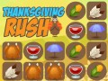 Games Thanksgiving Rush