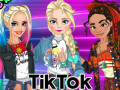 Games Tik Tok Princess